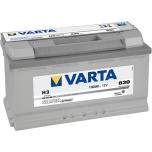 VARTA H3 100 Ah 830 A 0 (- +) 353x175x190