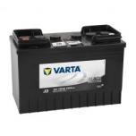 VARTA J2 125 Ah 720 A 1 (+ -) 349x175x290