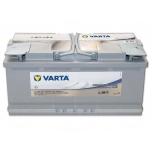 VARTA LA105 105 Ah 950 A 0 (- +) 393x175x190