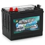 E-NEX XDC24MF 80AH 257X172X220 TWIN