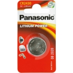CR2430 Panasonic puldi 1tk