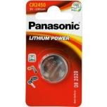 CR2450 Panasonic puldi 1tk