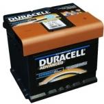 Duracell Advanced 44Ah 420A 210x175x175-+