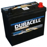 DURACELL Advanced 45Ah 390A 238x129x225 -+