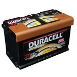 DURACELL Extreme AGM 92Ah 850A 354x175x190