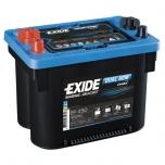 EXIDE EP450 DUAL AGM 12V 50Ah/750A 260x173x206