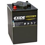 EXIDE ES1000-6 GEL  6V 190Ah  245x190x275 B00