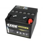 EXIDE ES290 12V 25Ah/150A GEL 165x175x125 -+