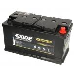 EXIDE ES900 12V 80Ah/540A GEL  350x175x190 -+