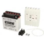 EXIDE YB9-9 12V 9Ah 100A L+135x75x139