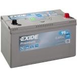 EXIDE EA954 PREMIUM 95Ah 800A (- +) 306x173x222