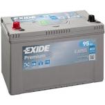 EXIDE EA955 PREMIUM 95Ah 800A (+ -) 306x173x222