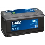 EXIDE EB852 EXCELL 85Ah 760A (- +) 352x175x175