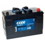 EXIDE EG1102  HD Professional 110Ah 750A (- +) 349x175x235