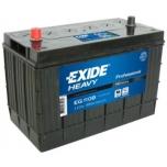 EXIDE EG110B  HD Professional 110Ah 950A (+ -) 330x173x240