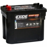 Exide em900  12V 42Ah700A START AGM  L+  230x173x206 B01
