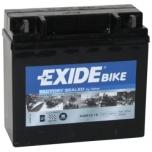 Exide AGM12-18 12V 18Ah 181x77x167-+