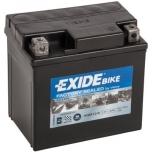 Exide 12V 4Ah AGM12-5 113x70x105-+