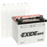 Exide U1R-11 12V 24Ah 196x130x180-+