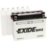 Exide Y50-N18L-A 12V 20Ah  206x90x162 -+