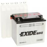 Exide  Y60-N24L-A 12V 28Ah  185x125x176 -+