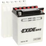 Exide YB14L-B2 12V 14Ah 145A P+ 134x89x166mm