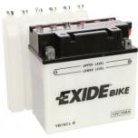 Exide YB16CL-B 12V 19Ah 175x100x175 -+