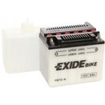 Exide YB7C-A 12V 8Ah  130x90x114-+