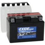Exide YT12A-BS 12V 9,5Ah AGM 150x88x105 +-
