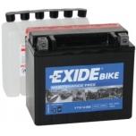 EXIDE YTX14-BS 12V 12Ah 200A L+ 150x87x145mm