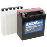 Exide YTX16-BS 12V 14Ah 215A L+ 150x87x161mm