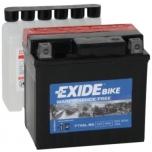 Exide YTX5L-BS 12V 4Ah  AGM 113x70x105