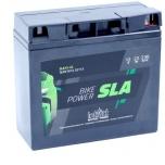 IntAct SLA12-22  12V 22Ah  181x76x167-+