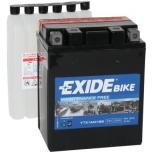 EXIDE YTX14AH-BS 12V 12Ah 134x89x166 +-