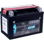IntAct 12V 8Ah YTX9-BS AGM 150*87*105+-