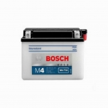 BOSCH M4F30 MC Fresh pack 12 V 12 Ah 160 A 4 136x81x162