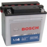 BOSCH M4F34 MC Fresh pack 12 V 14 Ah 190 A 3 135x90x167
