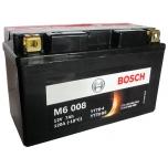 BOSCH M6 008 MC AGM 12 V 7 Ah 120 A 4 150x66x94
