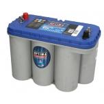 Optima Blue Top AGM L+ O827227000 12V 66Ah/845A 310x172x221 +-