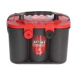 Optima RedTop AGM O804250000 12V/50Ah/815A 254x175x200 +/-