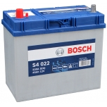 BOSCH S4 022 45 Ah 330 A 1 (+ -) 238x129x227