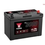 YUASA YBX3335 95Ah 700A SMF  0(- +) 303x174x222