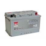 Yuasa YBX5115 12V 90Ah 800A Yuasa Silver High Performance Battery