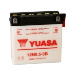 Yuasa 12N5.5-3B 12V/ 5.8Ah/55A