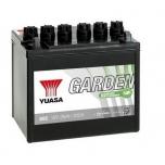 Yuasa Garden aku 12V 26Ah 250A 187x127x181 -+