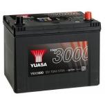YUASA YBX3030 70Ah 570A SMF  0(- +) 260x174x225