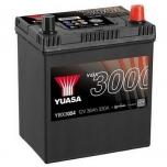 YUASA YBX3054 36Ah 330A SMF  0(- +) 187x127x227