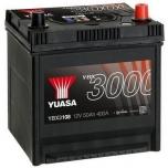 YUASA YBX3108 50Ah 400A SMF  0(- +) 202x173x225