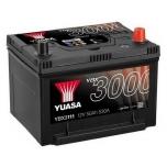 YUASA YBX3111 50Ah 530A SMF  0(- +) 236x182x178