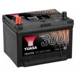 YUASA YBX3113 50Ah 530A SMF  1(+ -) 236x182x178